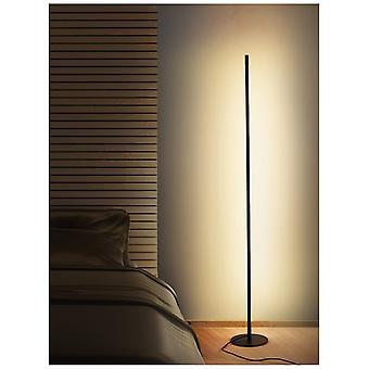 Moderne minimalistische vloerlamp