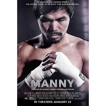 Manny Movie Poster (11 x 17)
