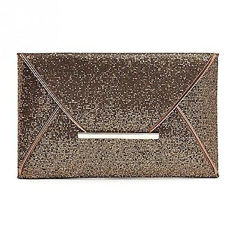 Frauen Abend Tasche Party Umschlag Kupplung Handtasche
