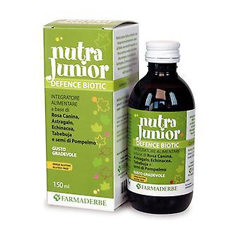 NUTRA JUNIOR DEFENCE BIOTIC 150 ml