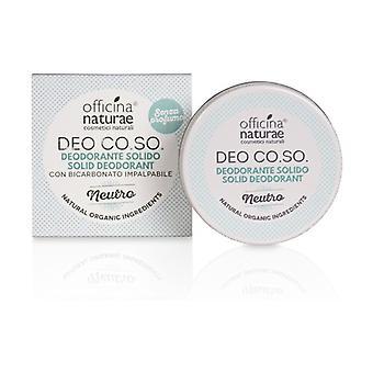 """Deodorant Co.So. """"Neutral"""" Neutral 50 ml"""