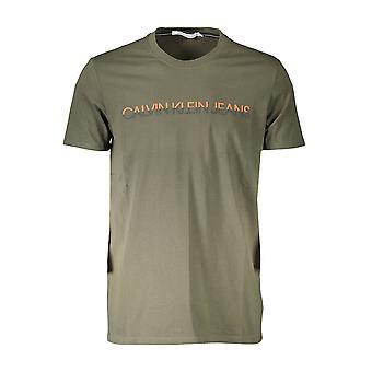 CALVIN KLEIN T-shirt Short sleeves Men J30J316602