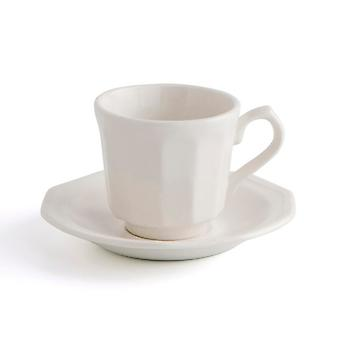 Set of Mugs with Saucers Churchill Artic (4 pcs) 16 cl