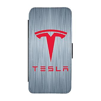 Tesla iPhone 12 Mini Wallet Case