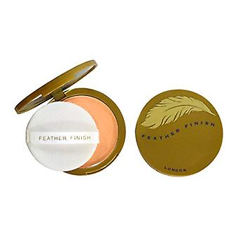 Mayfair Feather Finish Compact Powder with Mirror 10g - 06 Translucent I