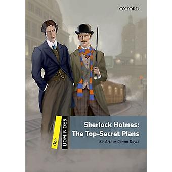 Dominoes One Sherlock Holmes The TopSecret Plans Audio Pack by Conan Doyle & Sir Arthur