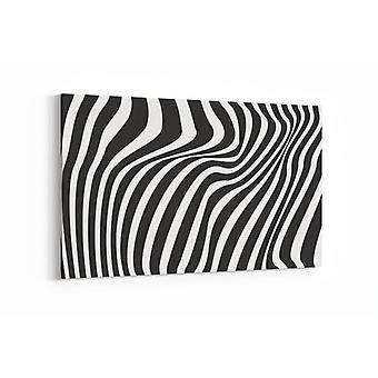 Gemälde - Zebra - 100x70cm