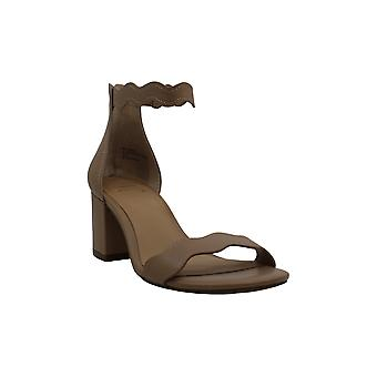 INC International Concepts Femmes Hadwin Fabric Open Toe Special Occasion Str...