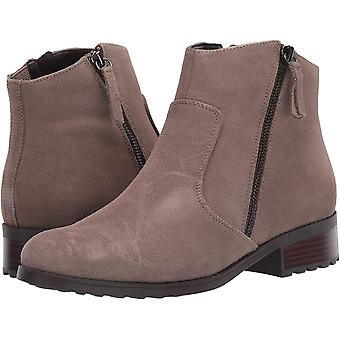 Easy Spirit Womens E-RACHELE Leather Closed Toe Ankle Fashion Boots