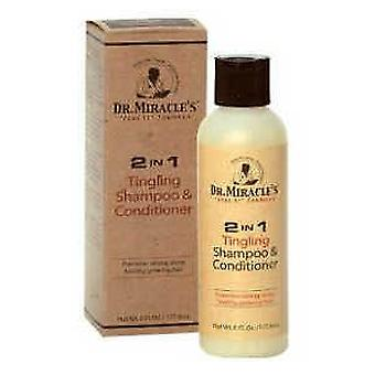 Dr.Miracle's Tingling Shampoo Conditioner 1776 Ml 1776 Ml