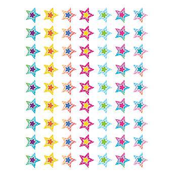 Vibraciones coloridas Mini Pegatinas
