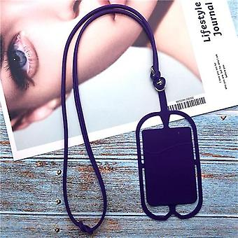 Cell Phone Lanyard Holder Case Cover