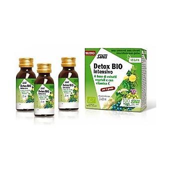 Bio Intensive Detox 3 units of 20ml