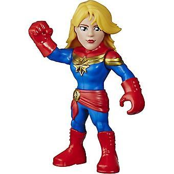 Sha Mega Mighties Captain Marvel USA importeren