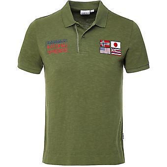 Napapijri Organic Cotton Eula Polo Shirt