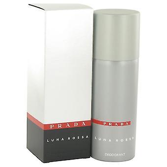 Prada Luna Rossa Deodorant Spray Af Prada 5 ounce Deodorant Spray