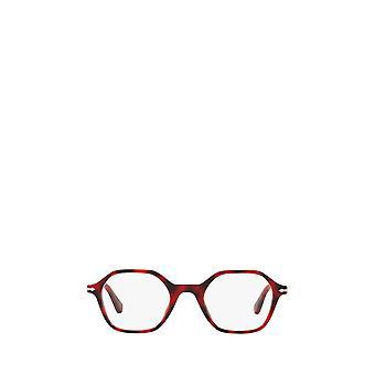 Persol PO3254V punaiset unisex-silmälasit