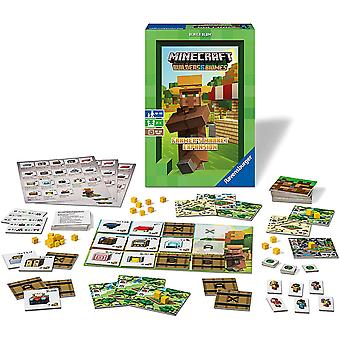 Minecraft Farming and Trading Board Jeu