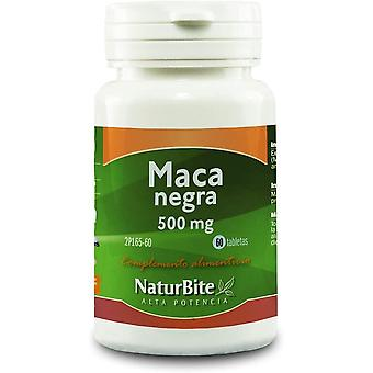 Naturbite Black Andean Maca 500 mg 60 Tablets