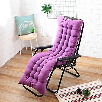Solid Long Cushion Mat For Recliner Rocking Rattan Chair