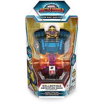 Battleworld - Boss Level (Thanos Ship) Importación de EE.UU.