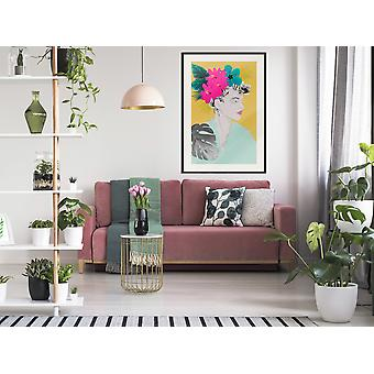 Poster - Crown of Flowers-40x60