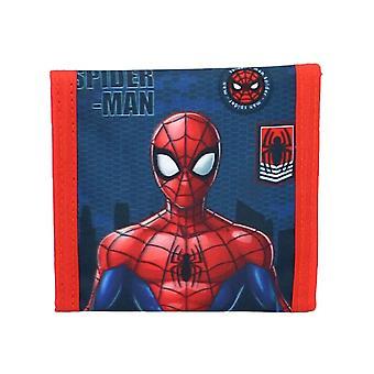 Çocuk Marvel Spider-Man Tri-Fold Cüzdan
