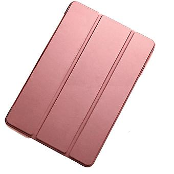 Trifold Stand Solid Case Cover For Tablet