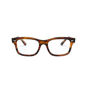 Ray-Ban RX5383 Reading Glasses, Havana, 52 Unisex-Adult(1)