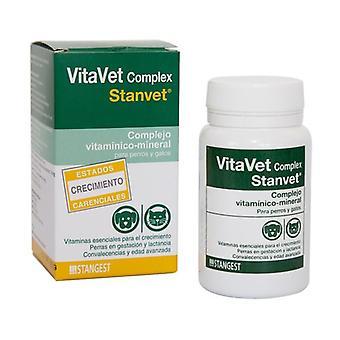 فيتافيت فيتامين المعدنية المعقدة 60 أقراص