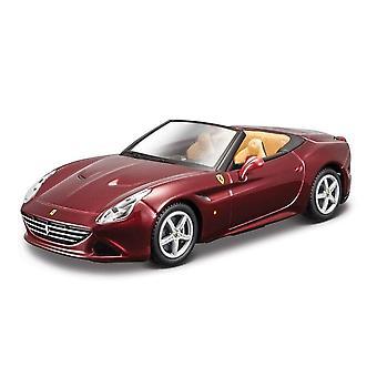 Ferrari California T Öppna taket Diecast modell bil