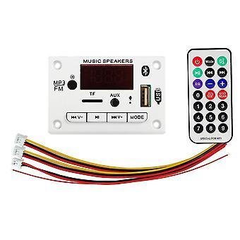 Mikrofoni Bluetooth5.0 Dekoodaus Board Moduuli Langaton Auto Usb Mp3 Player Tf