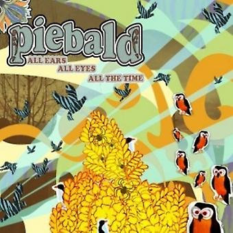 Piebald - All Ears All Eyes All The Time CD
