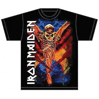 Iron Maiden Vampyr Mens T Skjorte: Liten