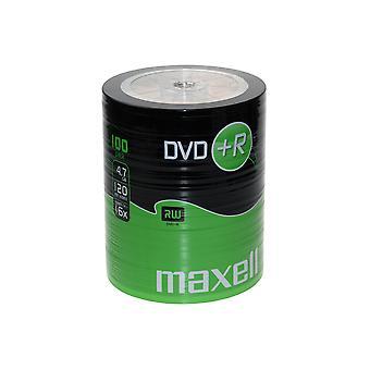 Maxell DVD +R 100 πακέτο συρρικνωθεί αναδίπλωση