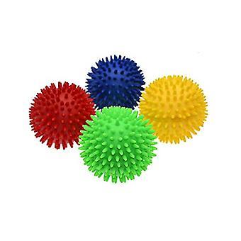 Pré-Sport Unisexe-Jeunesse Soft Touch Spike Ball, Vert, 100mm