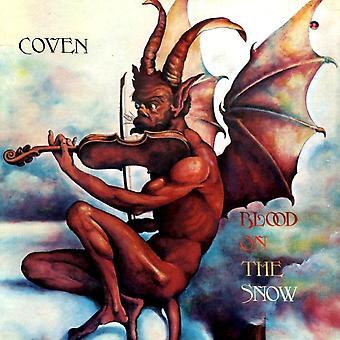 Coven - Blod på snö vinyl