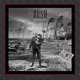 Rush - Permanent Waves Vinyl
