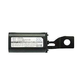 Cameron Sino Mc30Xl Battery Replacement For Symbol Barcode Scanner