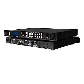 LED-prosessor, maksimal støtteoppløsning for komposittinngang, lyd