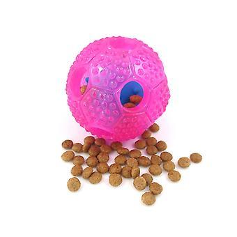 Treat Ball Toy Interactive Dispenser Dog Food