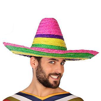 Sombrero hombre mexicano Multicolor 110064