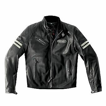 Spidi GB ACE Jacket ICE Black 50 P131 454