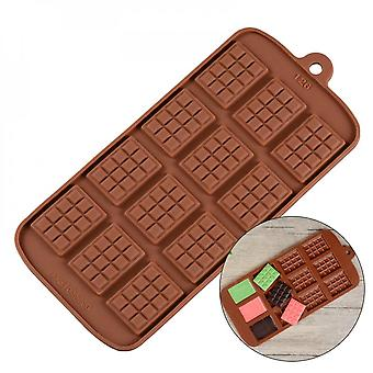Cartoon Silicone Chocolate Mold, For Cake Baking, Pastry Decorating, Candy Tray, Baking Mold