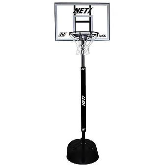 Net1 N123206 Attack Youth Basketball Sports System - Adjustable - All Weather