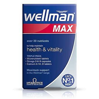 VITABIOTICS WELLMAN MAX  28 CAPSULES / 56 TABLETS