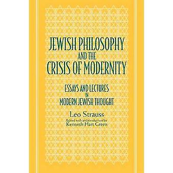 Filosofia Judaica e a Crise da Modernidade