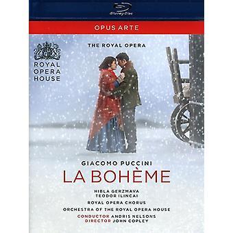 G. Puccini - La Bohème [BLU-RAY] USA import