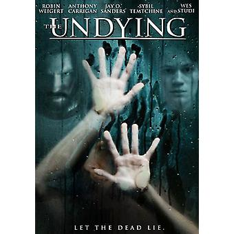 The Undying [DVD] USA import