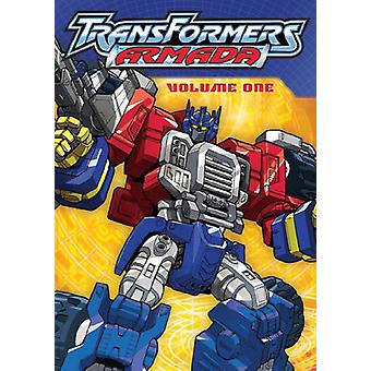 Transformers Armada: Volume One [DVD] USA import
